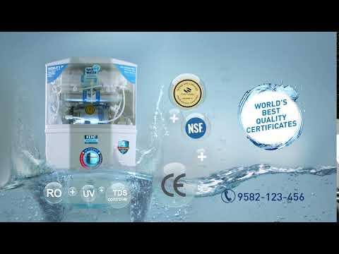 Kent certificates- most certified ro water purifier | kent ro