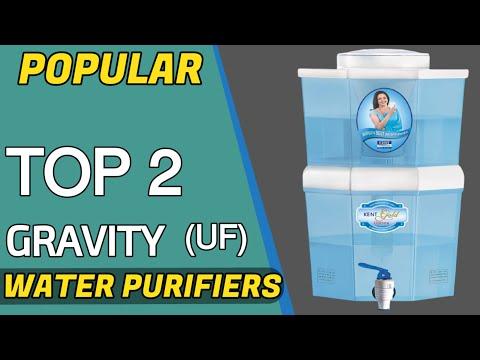 Popular⚡⚡ top 2 best gravity water purifier in 2020   uf water purifiers
