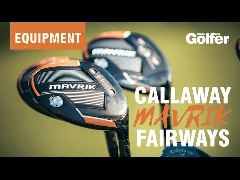 Callaway mavrik fairway woods review