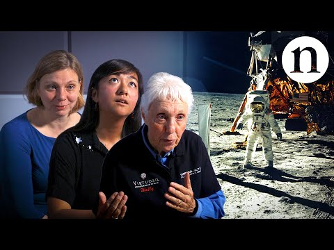 Space experts react to the apollo 11 moon landings