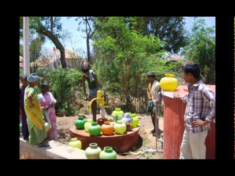 S.khuntia - terafil water purification community plants in karnataka state.mpg