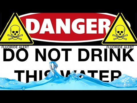 How to remove fluoride from your water