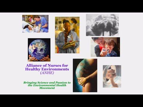 Maternal child environmental health webinar series: part 1