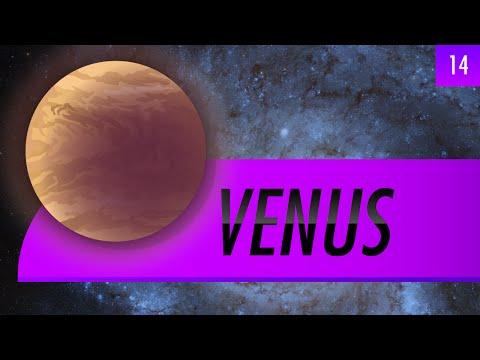 Venus: crash course astronomy #14