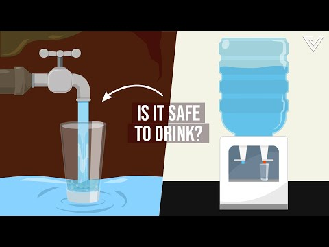 Why do we need water filter in our house?