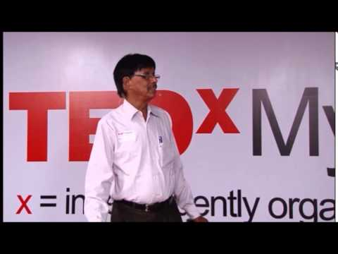 Problems of sanitation/environment can be solved   mb nirmal   tedxmylapore