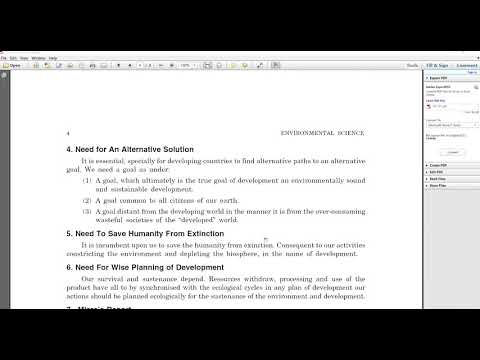 Chapter 1 lecture 2 introduction to environmental science definitions, scopes and explanations