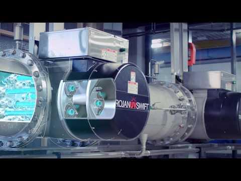 Water purification process - evides waterbedrijf kralingen 2019
