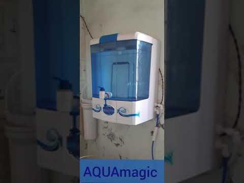 Aquamagic ro water purifier | ro uv uf mineral | better quality ro