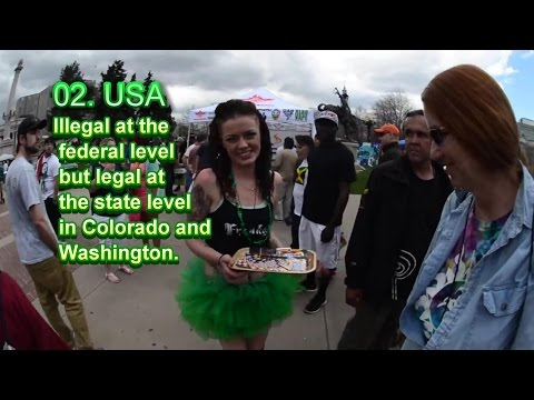 10 countries you can smoke weed legally (hd)