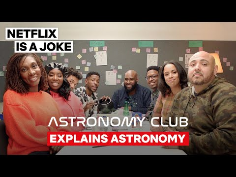 How to fake your way through astronomy class   netflix is a joke