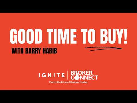 It's a good time to buy! by barry habib