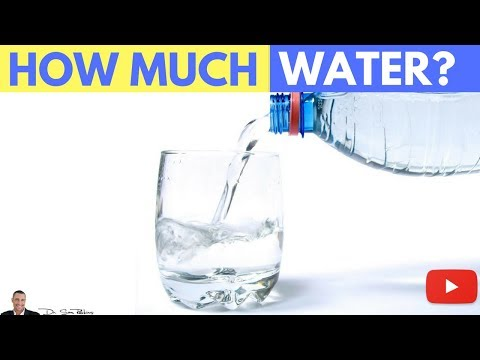 🚰 how much water should you really drink? - by dr sam robbins