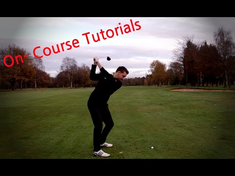 Golf course tutorial   fairway woods