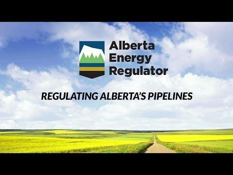 Compliance in action: regulating alberta's pipelines