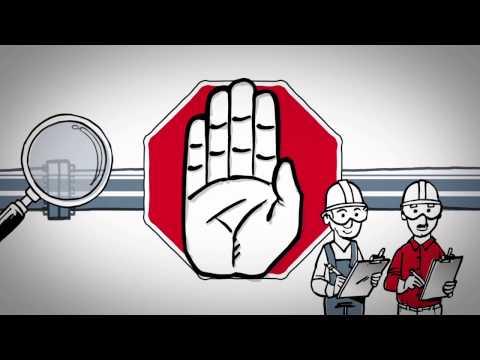 Pipeline regulation compliance and enforcement