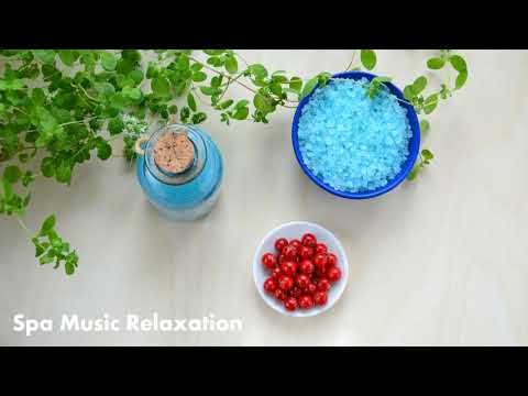 Spa music relaxation, relaxation therapy, sound sleep, stress relief music, meditation music.