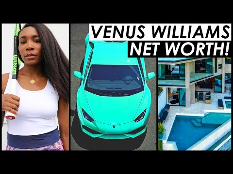 Venus williams net worth 2020 😍 rich lifestyle 😍 salary 😍 cars 😍 house 😍 family 😍 biography