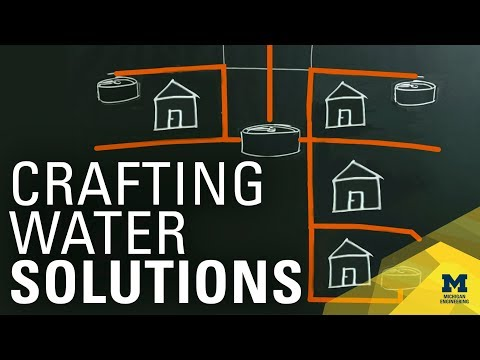 Developing curriculum for decentralized water systems