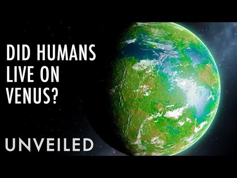 Did humans live on venus before earth?   unveiled