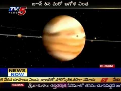 Venus to come closer to earth (tv5)