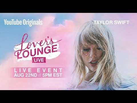 Taylor swift - lover's lounge (live)