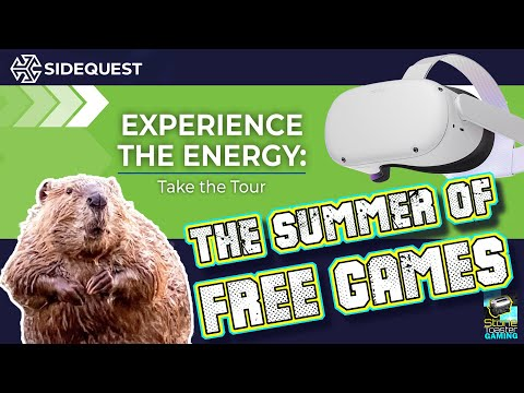 Drilling for beavers? experience the energy | the summer of free games!