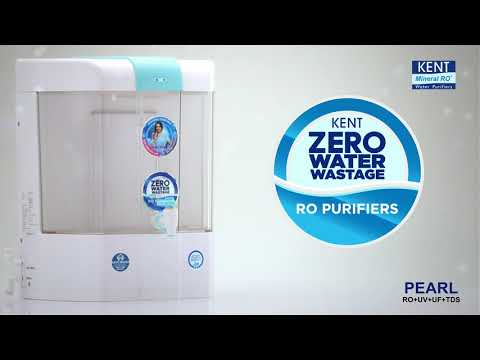 Kent pearl - ro uv uf tds control i best water purifier for home