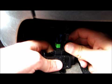 Tuto réparer le problème du voyant d'airbag (how repair airbag warning light)