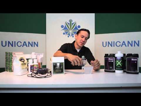 Cannabis university - nutrients - beneficial bacteria