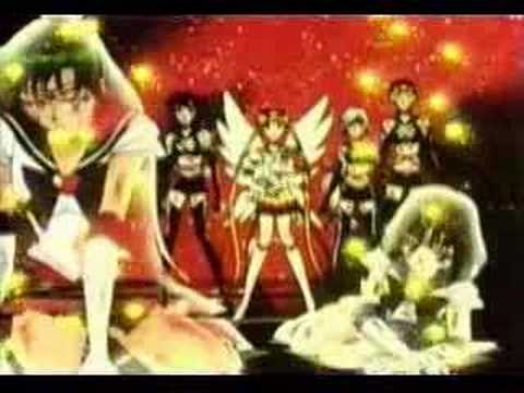 Sailor pluto and saturn's death 2