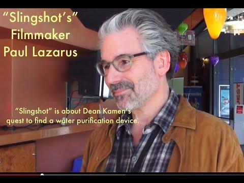 Paul lazarus on slingshot and dean kamen