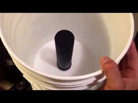 D.i.y. black berkey emergency water purification system