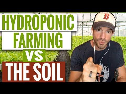 Is hydroponic farming safe? | hydroponic vs soil | hydroponic nutrients