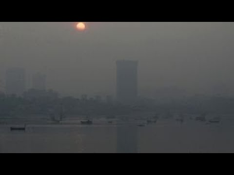 Rpt: pollution to blame for nearly 9 million deaths globally