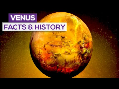 Venus facts and history!