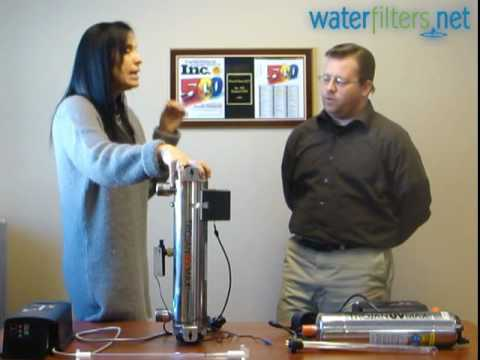 Viqua (trojan) ultraviolet water purification systems overview