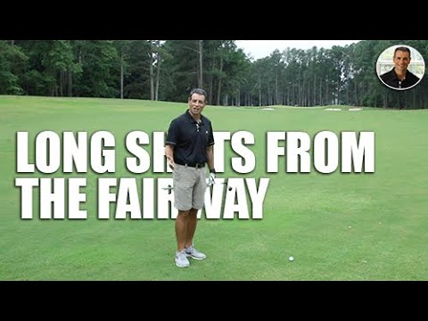On the course: long shots from fairway