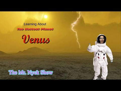 Learning about venus | outer space | educational videos for kids