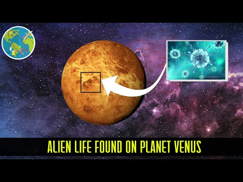 Alien life found on venus its climate is changing