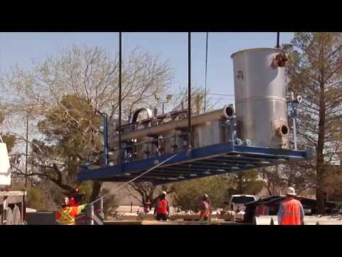 Epwater's advanced water purification project