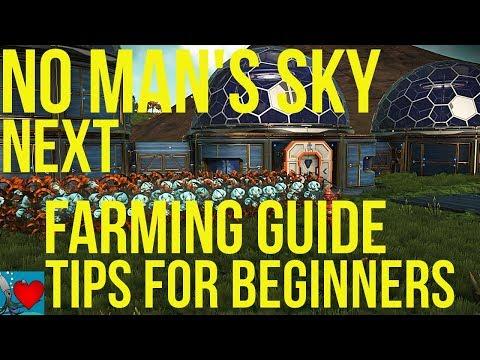 No man's sky next farming guide - beginner tips