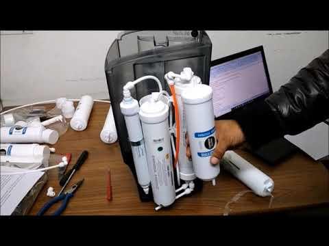 Self service assistance video aquaguard enhance ro uv uf/ro uv/ro water purifier from filterkart