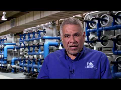 Recycled water: advanced water purification