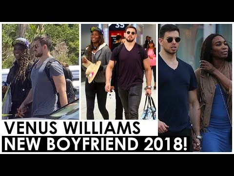 Venus williams with boyfriend have arrived in hamilton island with boyfriend