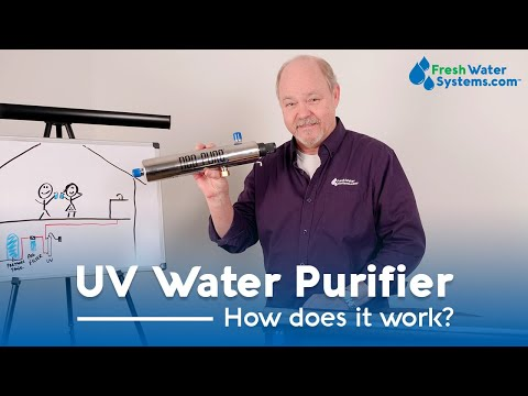 What is a uv water purifier and how does it work?