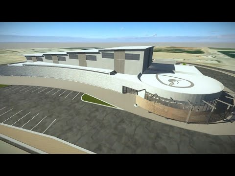 Advanced water purification facility update
