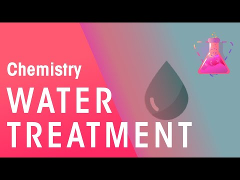 How does water treatment work | environmental chemistry | chemistry | fuseschool