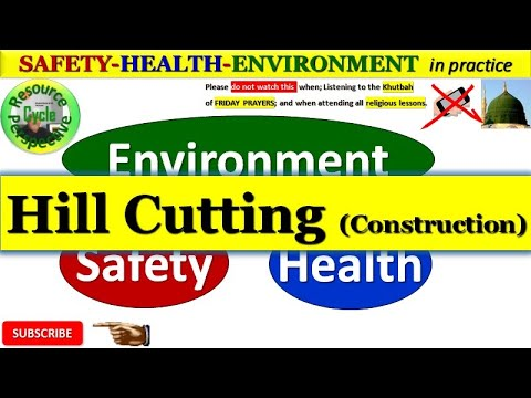 How s h e manage hill cutting.