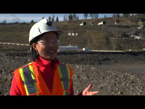 Living the mining dream - emily o'hara (environmental engineer)